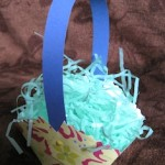 Easy Paper Basket