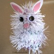 Garland Bunny - Crafty Journal
