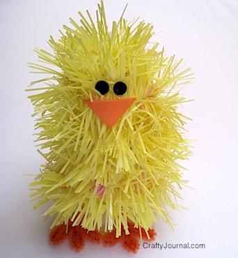 Garland chick