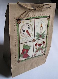 Lunchbag Gift Bag