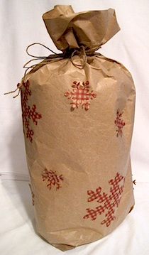 big candle bag