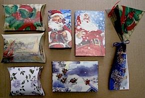 Free Gift Box Templates