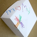 Origami Mother's Day Box - Crafty Journal