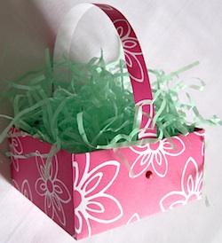Origami Basket