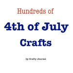 Hundreds of 4th of July Crafts - Crafty Journal