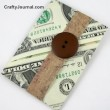 Dollar Bill Wallet - Crafty Journal