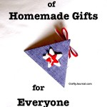 Make Homemade Gifts