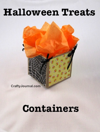 Halloween Gift Box by Crafty Journal