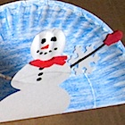 Preschool Snowman Crafts