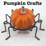 A Cornucopia of Pumpkin Craft Ideas by Crafty Journal