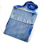Jeans iPad Carrier