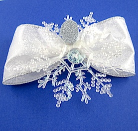 Crafty Journal - Snowflake Angel