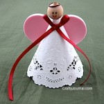 Sweetheart Angel by Crafty Journal