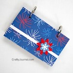 Index Card Mini Binder