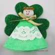 Shamrock Angel - Crafty Journal