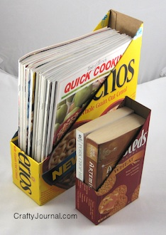 Cereal box magazine holder cereal box magazine holder12w 234x330 ccuart Images