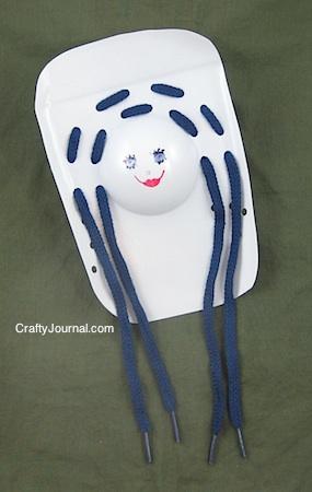 Crafty Journal - Beauty Shop Busy Board