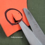 Crafty Journal - How to Cut Holes in the Middle of Something