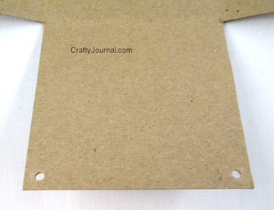 Crafty Journal - Small Gift Box