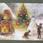 Turn Old Christmas Cards into New Treasures