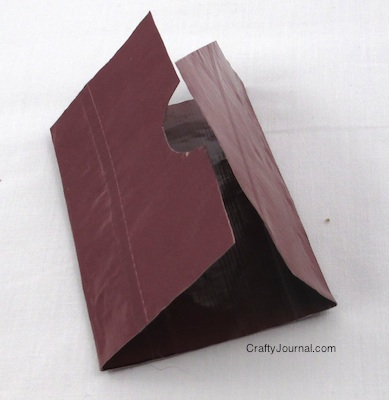 Crafty Journal - Security Credit Card Holder