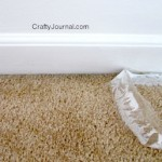 Easy, No-Mess Way to Paint Baseboards