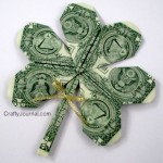 Dollar Bill Shamrock