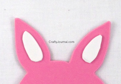 Bunny Hop Finger Puppet - Crafty Journal