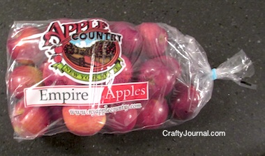 Apple Buying Tip - Crafty Journal