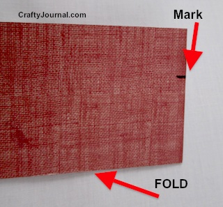 How to Make a Star Pattern by Crafty Journal