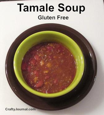 Tamale Soup (Gluten Free) - Crafty Journal