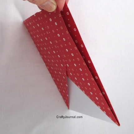 Super Fast 3 Pocket Page by Crafty Journal
