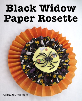 Halloween Paper Craft Party Decoration DIY