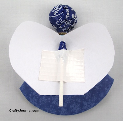 Lollipop Angel by Crafty Journal