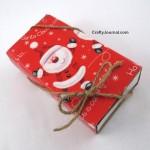 Reusable Gift Box from a Matchbox