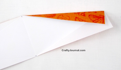 Carrot Gift Box by Crafty Journal