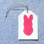 How to Make a Peep Stamp