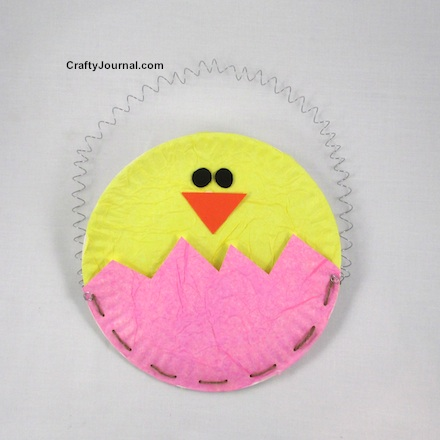 Peep Pouch by Crafty Journal