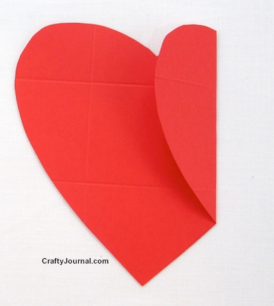 Secret Heart Money Holder by Crafty Journal