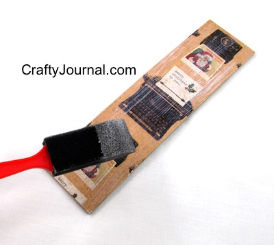 Cell Phone Reminder by Crafty Journal