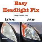 Easy Headlight Fix