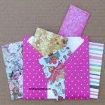 8 Pocket Folder from 1 Sheet of Paper