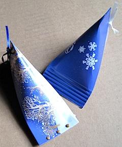 Greeting Card Sour Cream Box