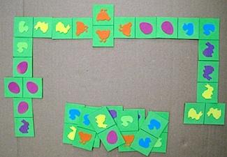 Toddler Games - Dominoes