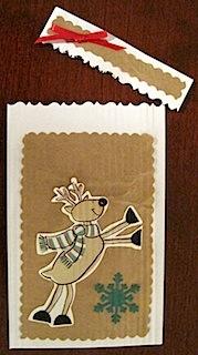 crimped envelope bag
