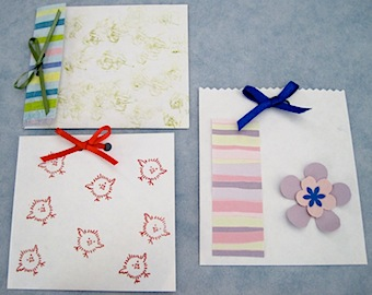 Small Paper Gift Bags