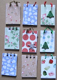 Holly Jolly Notepads