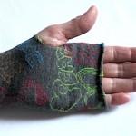 No Sew Fingerless Gloves