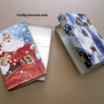 Used Christmas Card Ideas