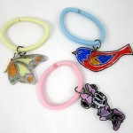 Stretchy Shrinky Bracelet - Crafty Journal